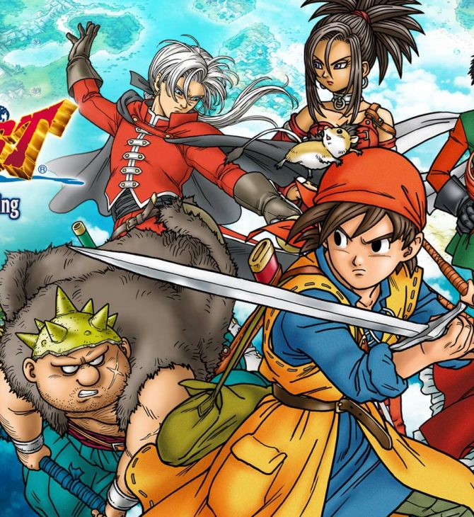 Image Dragon Quest VIII dragon quest 8
