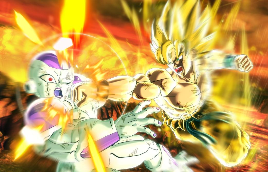 Dragon Ball: Xenoverse, DBZ, Bandai Namco, bande-annonce, sortie