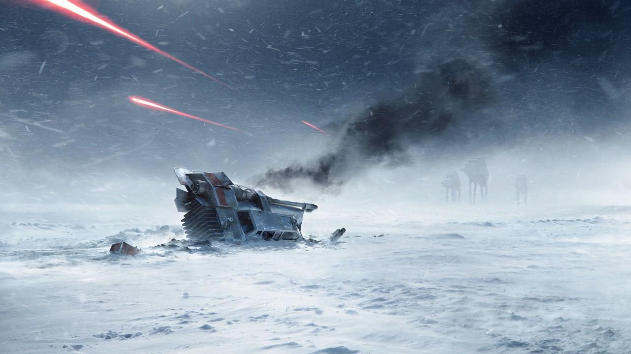 Star Wars Battlefront info et photo floue - Image 3