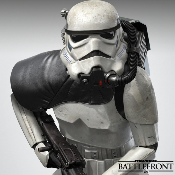 Star Wars Battlefront un Stormtrooper - Image 1