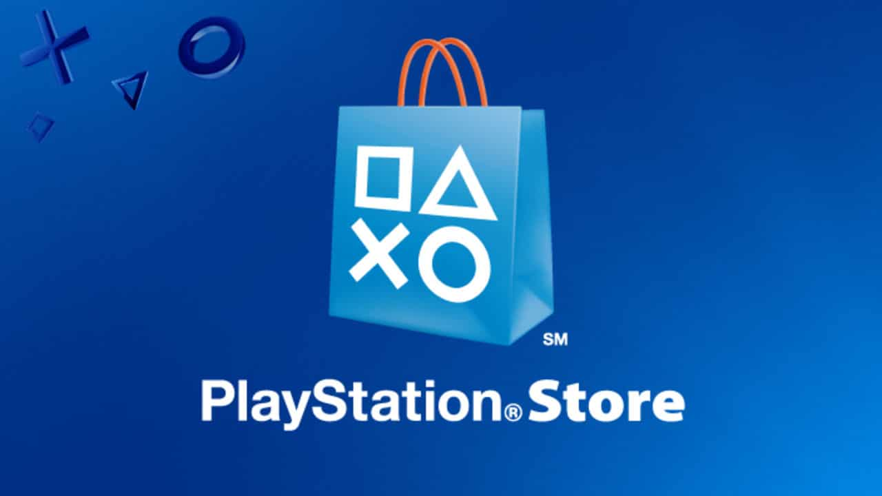 ventes du PS Store PLAYSTATION 4 PSN SOLDES