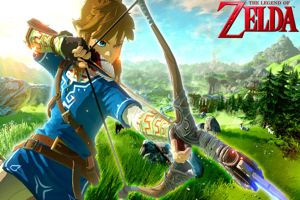 the legend of zelda sur switch