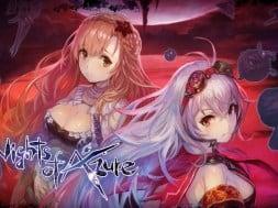 Nights of Azure screenshot 01-1