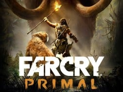 Far Cry Primal logo jaquette