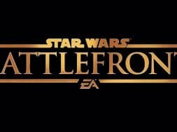 Star Wars Battlefront screenshot logo