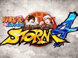 Naruto Storm 4 logo