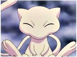 Pokémon-Mew