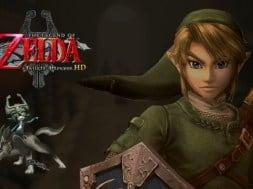 The Legend of Zelda, Twilight Princess HD, Nintendo, Link, Midona