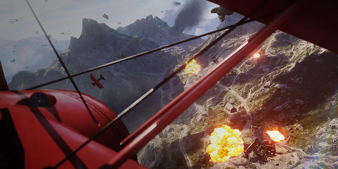 """Résultat de recherche d'images pour """"battlefield 1 avion"""""""