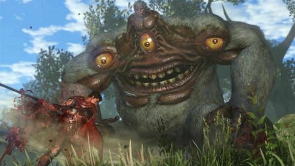 berserk sur PS4