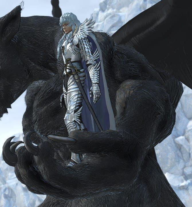 berserk sur PS4 hype