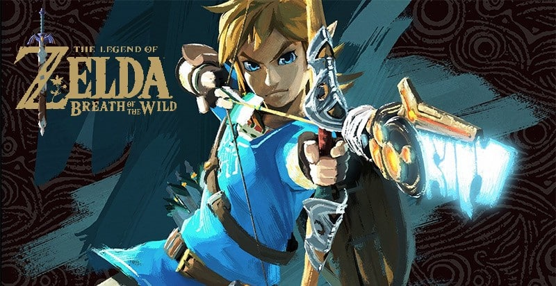 Zelda sur Nintendo Switch