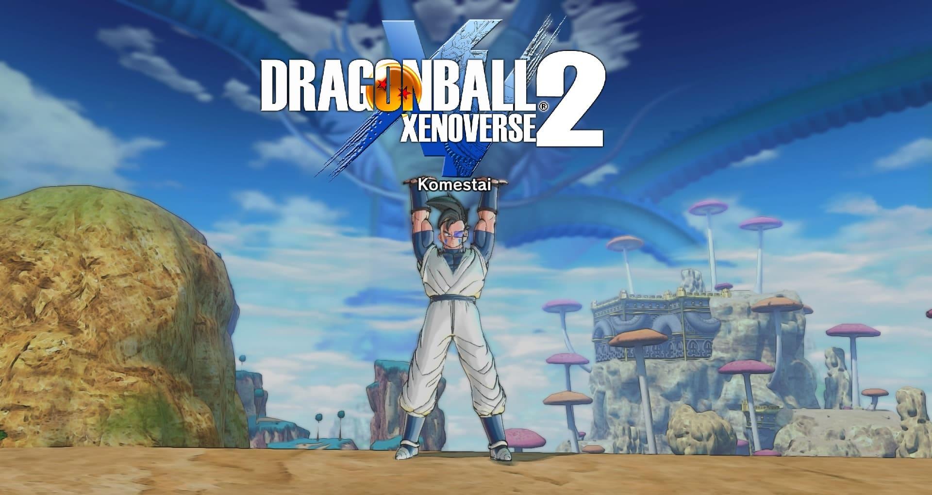 Dragon Ball Xenoverse 2 screen Kome