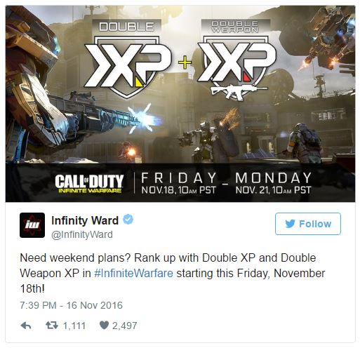 double-xp-call-of-duty