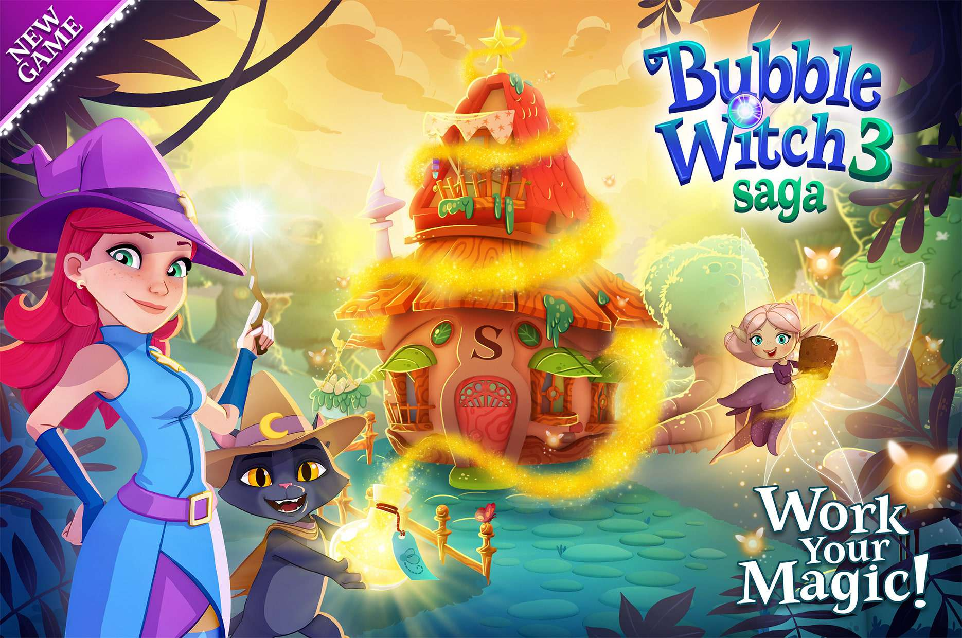 bubble switch 3 saga king