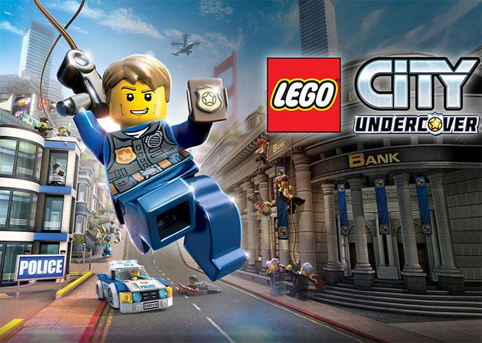 Un nouveau trailer et une date de sortie officielle — LEGO City Undercover