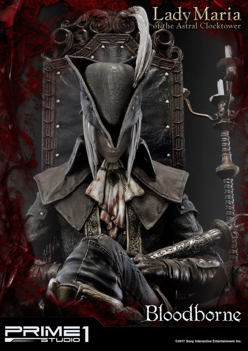 bloodborne figurine