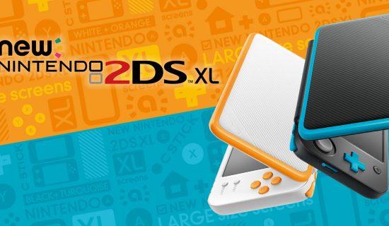 New Nintendo 2DS XL : nos impressions sur la prochaine console du Big N