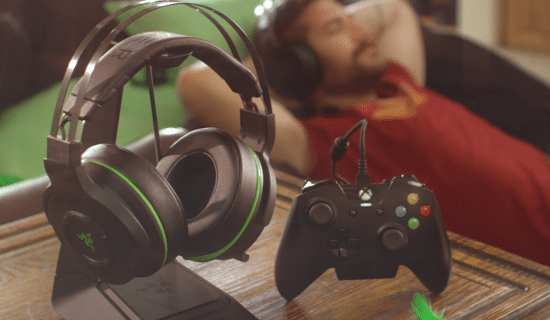 RAZER lance le Thresher Ultimate, le casque gaming Xbox & PS4 haut de gamme !