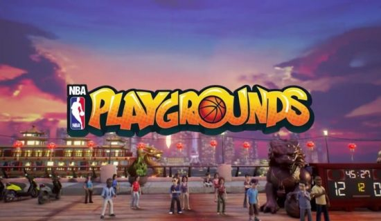 [TEST] NBA Playgrounds