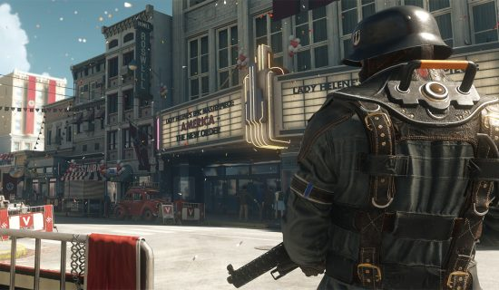 Wolfenstein II : The New Colossus - Les voix FR de Bruce Willis et Sean Penn annoncées