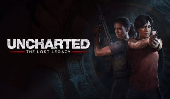 Uncharted - The Lost Legacy - Chloé et Nadine en action