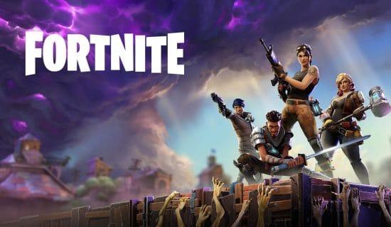 Une toute nouvelle vidéo pour Fortnite !