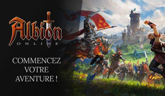 Albion Online - Commencez votre aventure !