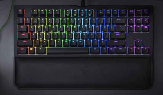 [TEST] Razer Blackwidow – Tournament Edition V2 - Un clavier mini mais bien rempli !