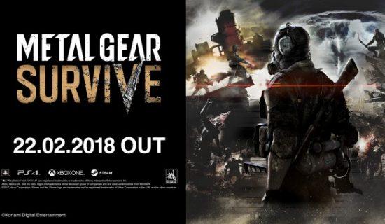 [News] Metal Gear Survive, le mode solo dévoilé et une Bêta en approche
