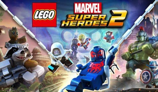 [Test] Lego Marvel Super Heroes 2 , digne de Stanley Ku-Brique...