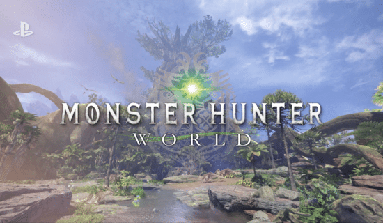 [News] Beta Mondiale Monster Hunter World PS4 pour tous