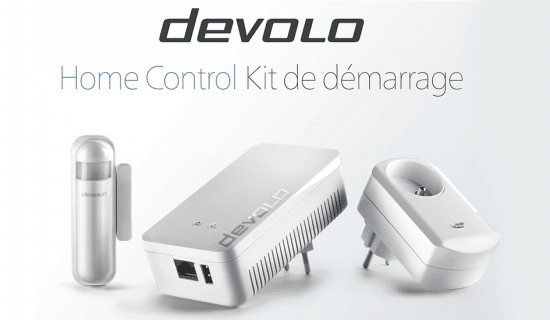 [Test] Starter Kit Home Control de Devolo