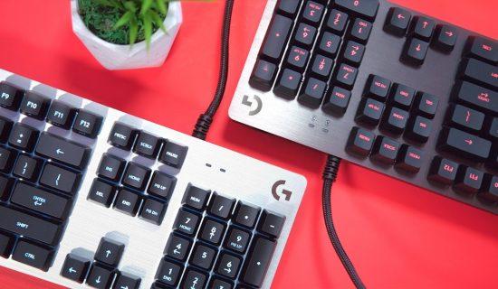 [Test] Logitech G413, un clavier mécanique au prix abordable