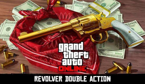 [News] GTA Online et la rumeur du revolver double action