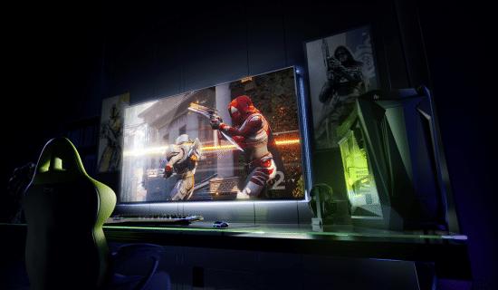 Nvidia dévoile des écrans TV dédiés au gaming !