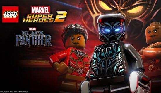 [NEWS] BlackPanther débarque dans LEGO Marvel Super Heroes 2