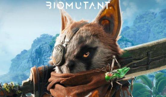 [NEWS] Biomutant - Une toute nouvelle vidéo de gameplay !