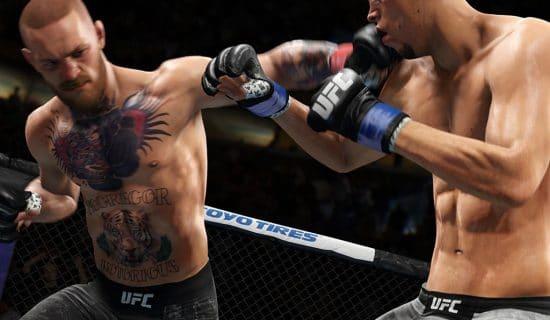 [TEST] UFC 3: Entrez dans l'octogone !