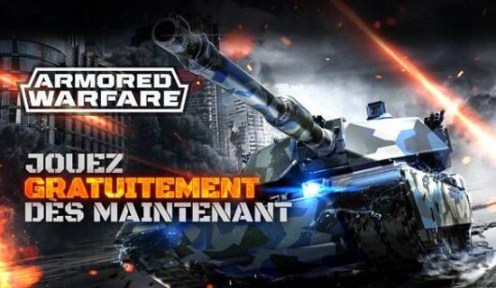 [NEWS] Armored Warfare est disponible sur PS4 et gratuit !!!