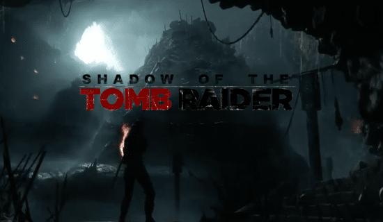 Shadow of the Tomb Raider sort de l'ombre en vidéo !