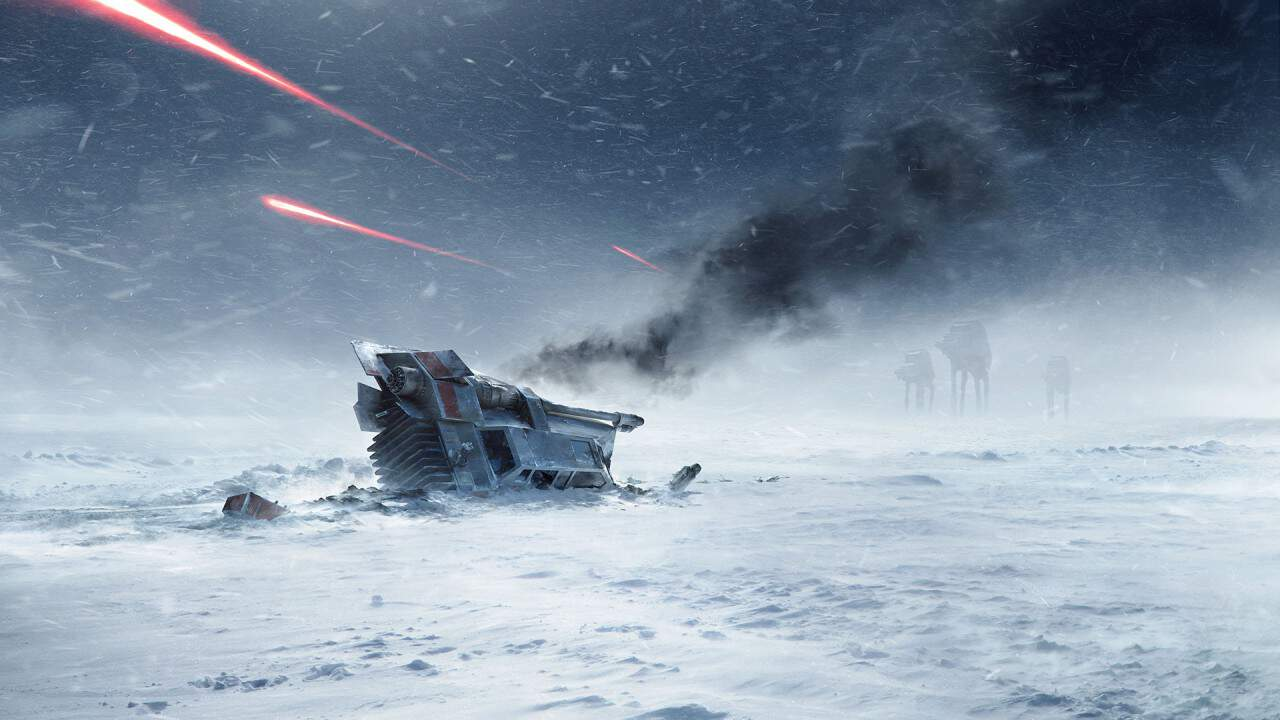 Star Wars Battlefront info et photo floue - Image 3