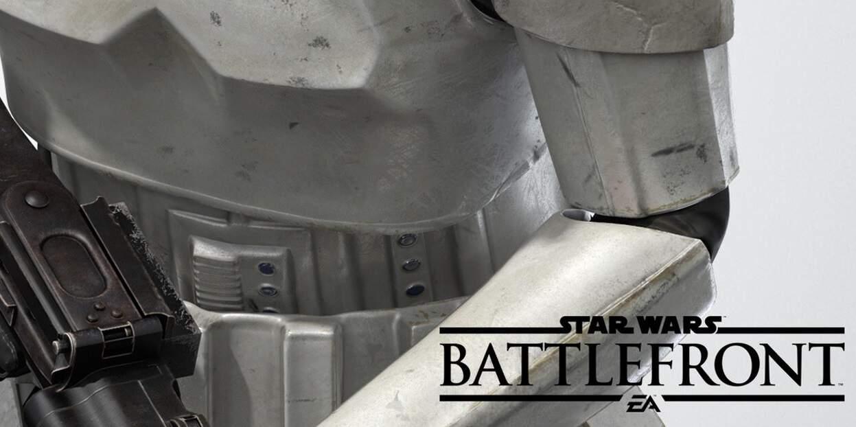 Star Wars Battlefront Image Teaser