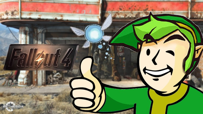 Fallout 4 mod Sony PlayStation 4