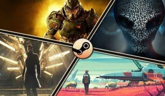 top 10 Steam deus ex mankind divided