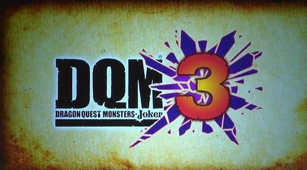 dragon quest monsters joker 3