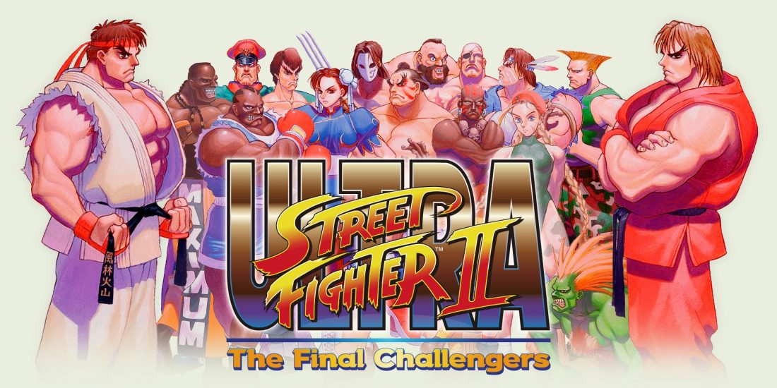 ultra street fighter 2 nintendo switch