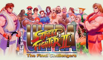 Ultra street fighter 2