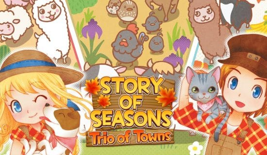 [Test] Story of Seasons : Trio of Towns, bienvenue à la ferme